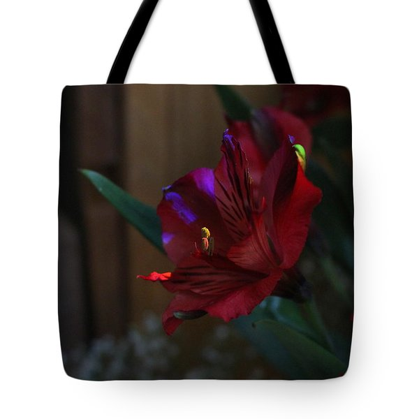 Tote Bag featuring the photograph Waiting For You by Marie Neder
