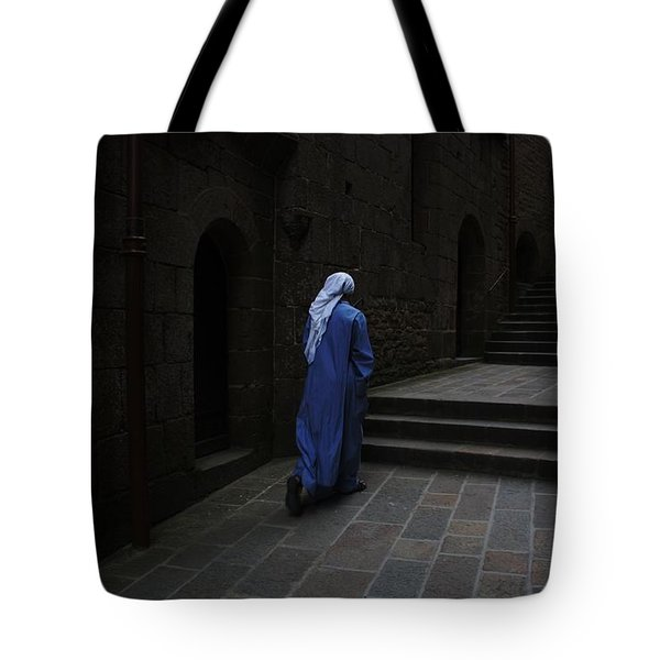Walk Of Faith Tote Bag