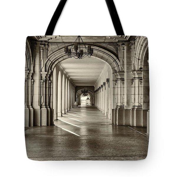 A Nice Stroll Tote Bag
