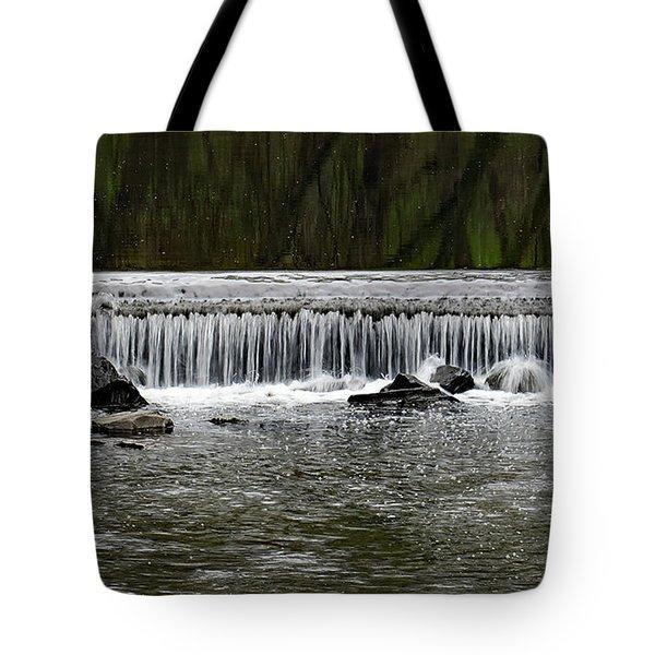 Waterfall 003 Tote Bag