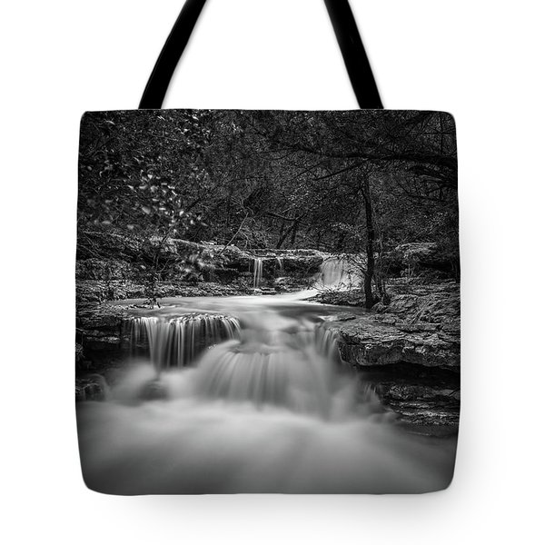 Waterfall In Austin Texas Tote Bag