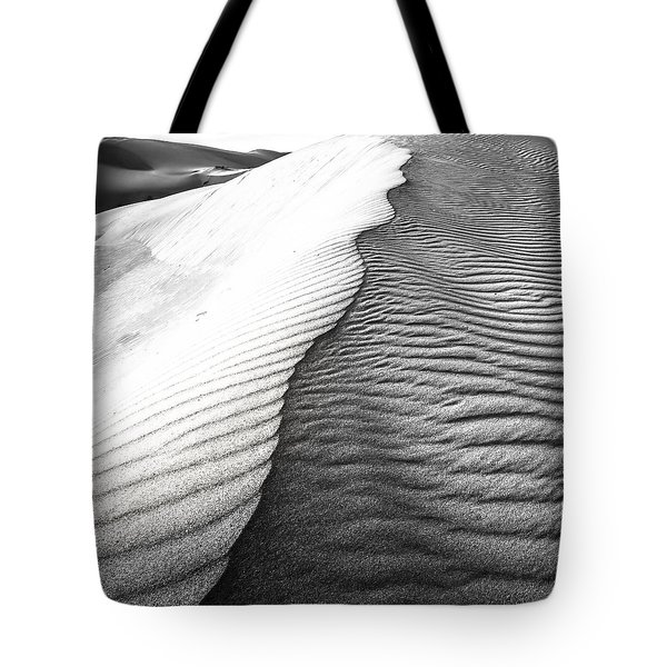 Tote Bag featuring the photograph Wave Theory V by Ryan Weddle
