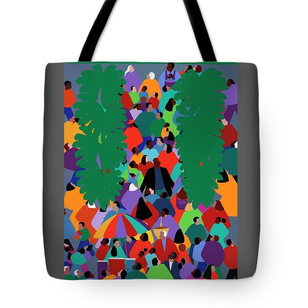 We The People Two Tote Bag