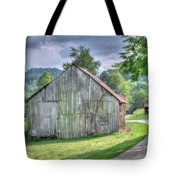 Wells Barn 13 Tote Bag
