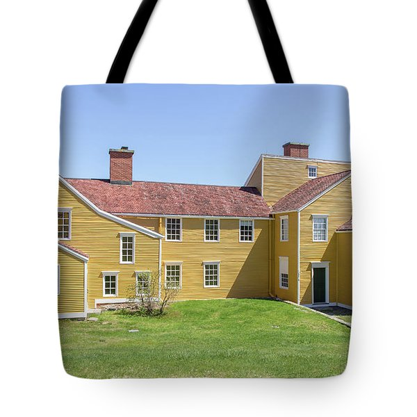 Wentworth-coolidge Mansion Tote Bag
