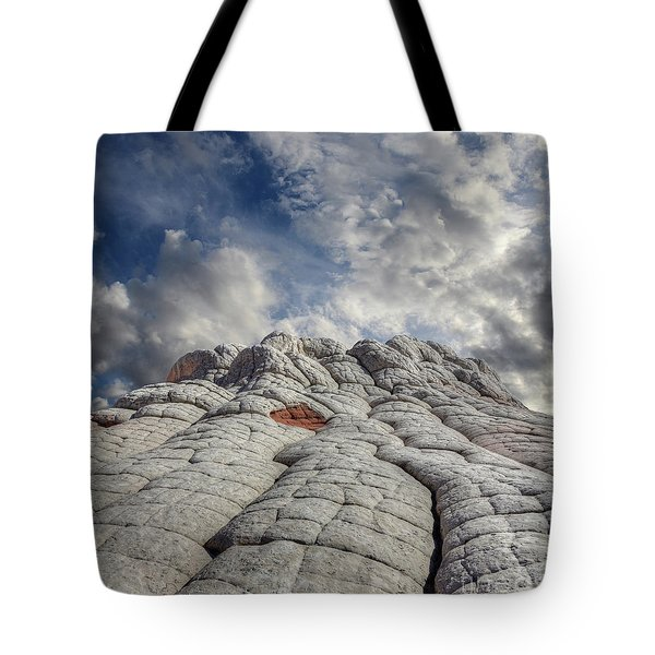 Where Heaven Meets Earth 2 Tote Bag by Bob Christopher