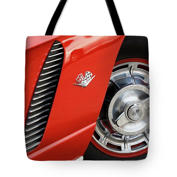 Tote Bag featuring the photograph Where Were You In '62 by Dennis Hedberg