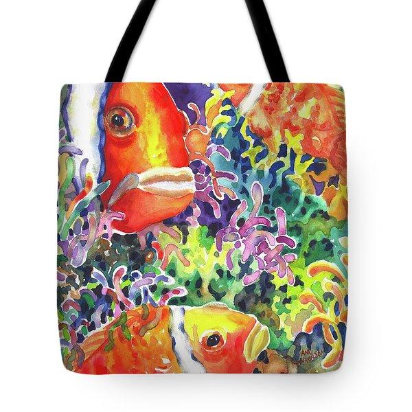Where's Nemo I Tote Bag