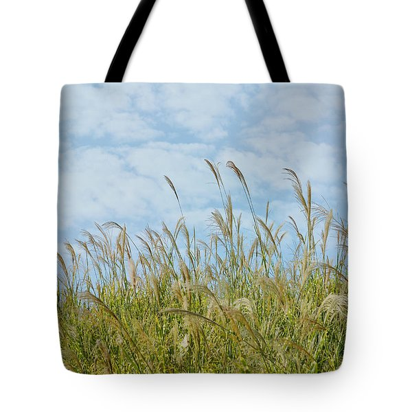 Whispers Of Summer Tote Bag by Fraida Gutovich