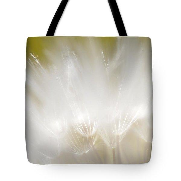 White Blossom 1 Tote Bag