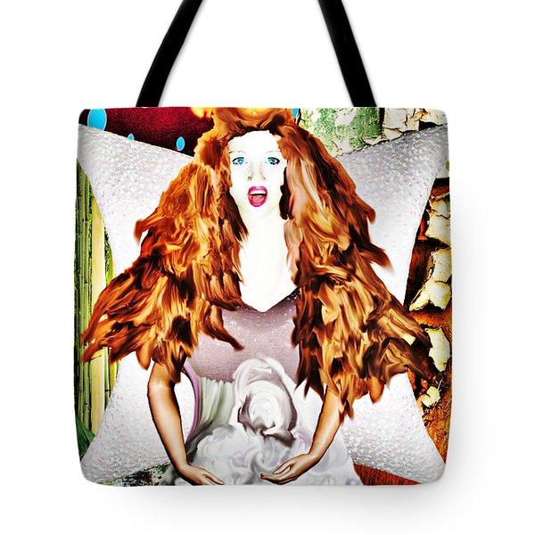 Whitout Title Tote Bag