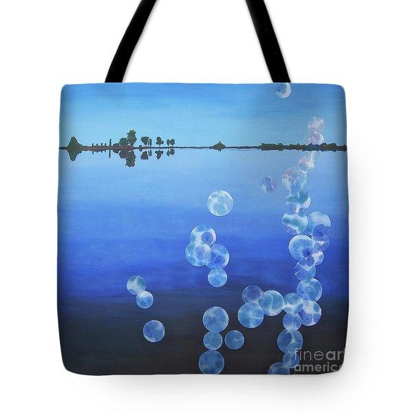 Wiest Lake Tote Bag