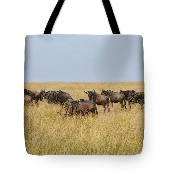 Wild Beasts Tote Bag
