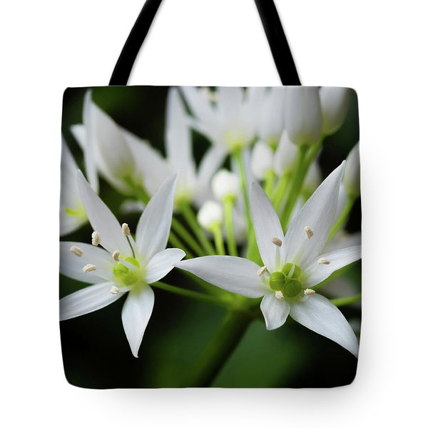 Wild Garlic Tote Bag