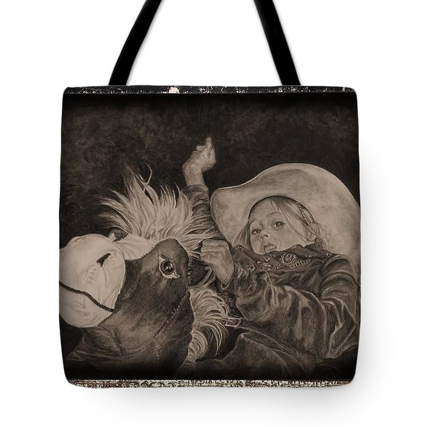 Wild Imagination Tote Bag