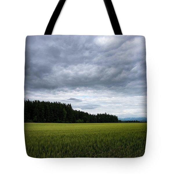 Willamette Wheat Tote Bag
