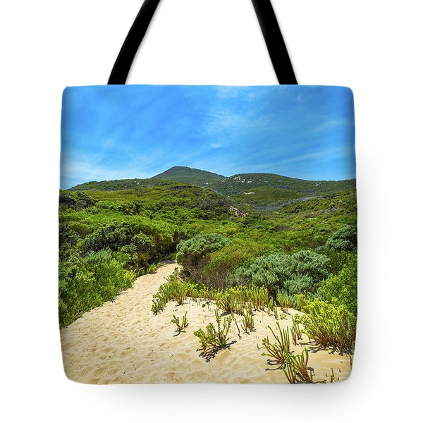 Wilsons Promontory Victoria Tote Bag