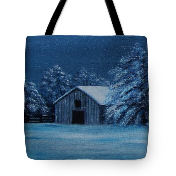 Windburg Barn 2 Tote Bag