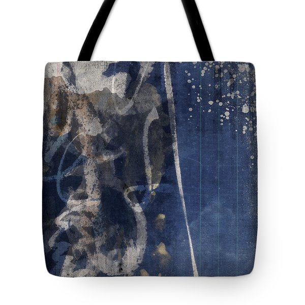 Winter Nights Series Six Of Six Tote Bag