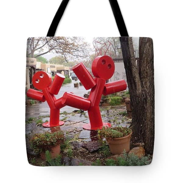 Wishing You #bright, #silly And #happy Tote Bag