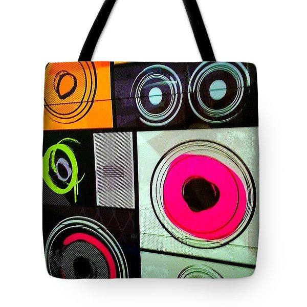 Wishing You #sweet #colorful #dreams Tote Bag