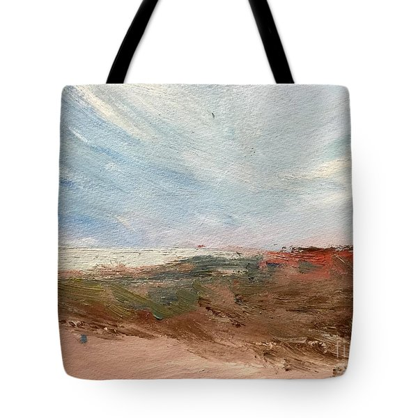 Witness Tote Bag by Trilby Cole