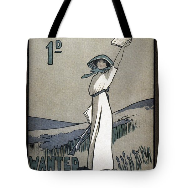 Womens Rights Tote Bag by Granger