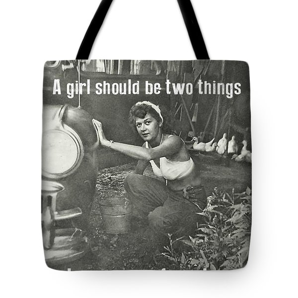 Working At The Carwash Tote Bag by JAMART Photography