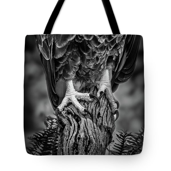 Working Feet Tote Bag