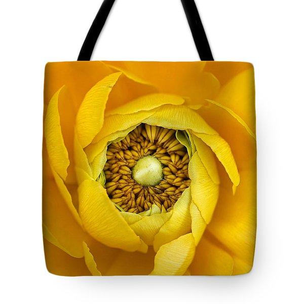Yellow Tote Bag