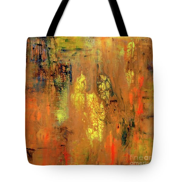 Yellow II Tote Bag