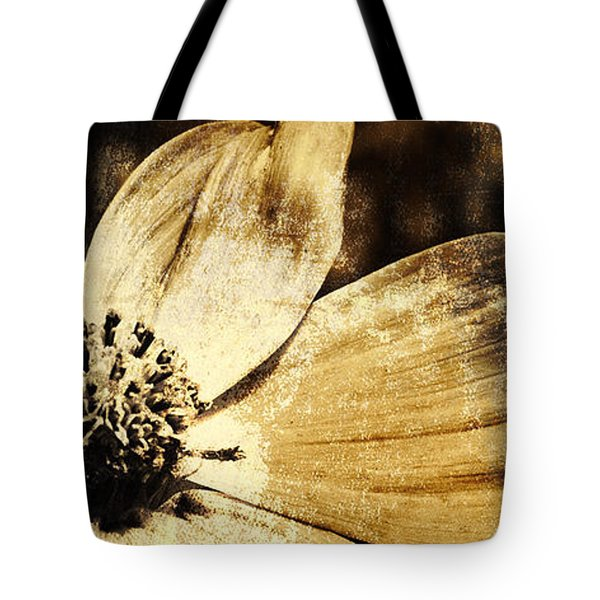 Yesterday's Flower Tote Bag