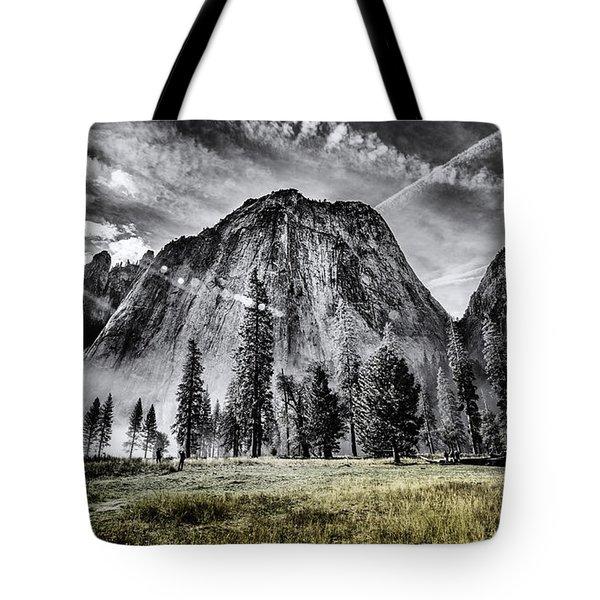 Yosemite Dawn Tote Bag