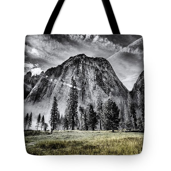 Yosemite Dawn Tote Bag