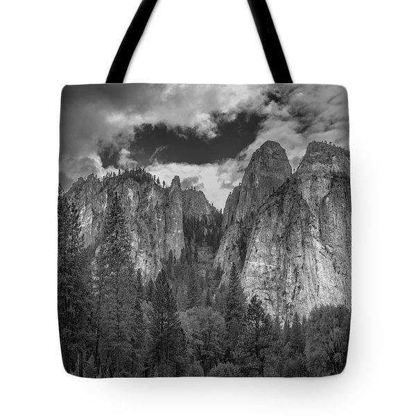 Yosemite Meadows Tote Bag