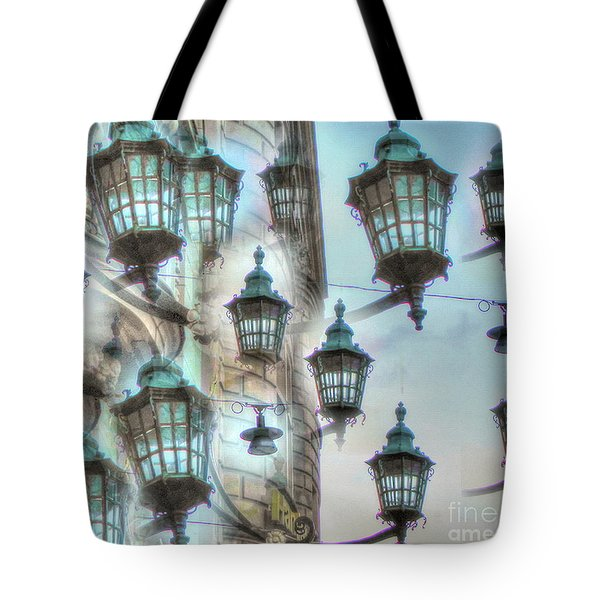 Yury Bashkin Light Tote Bag by Yury Bashkin
