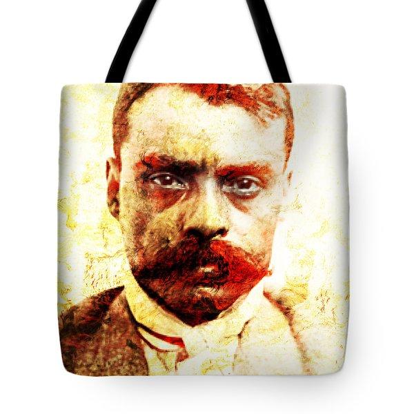 Zapata Tote Bag