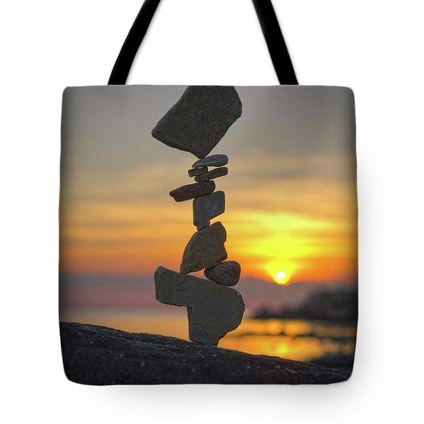 Zen. Tote Bag