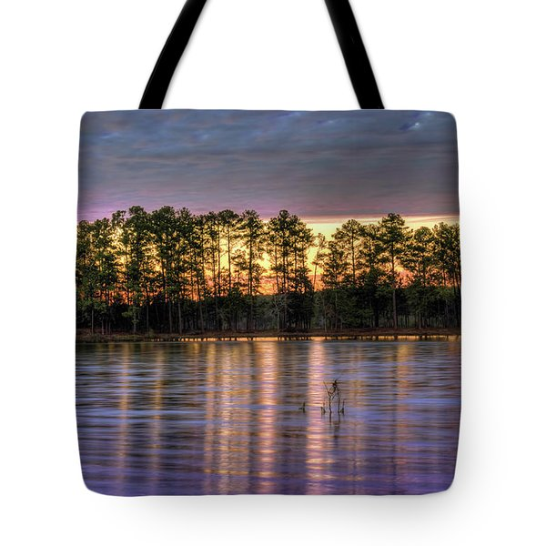 Flint Creek Tote Bag