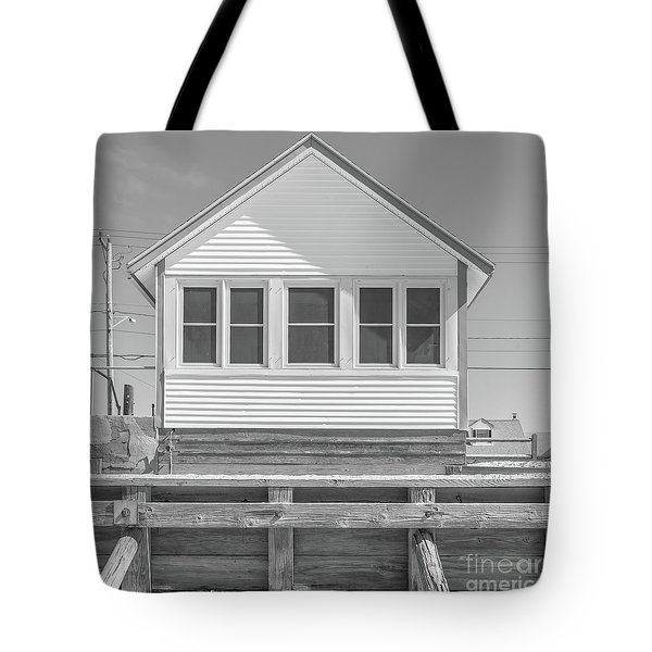 Tote Bag featuring the photograph 10 - Flower Cottages Series by Edward Fielding