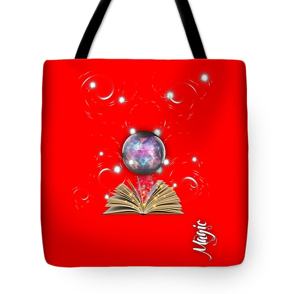 Magic Collection Tote Bag by Marvin Blaine