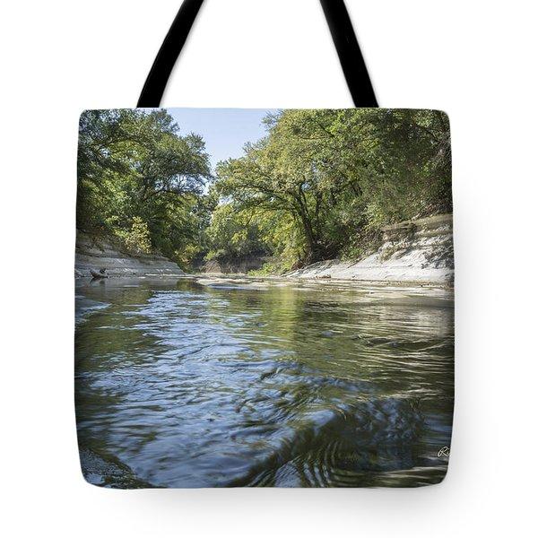 10 Mile Creek Tote Bag