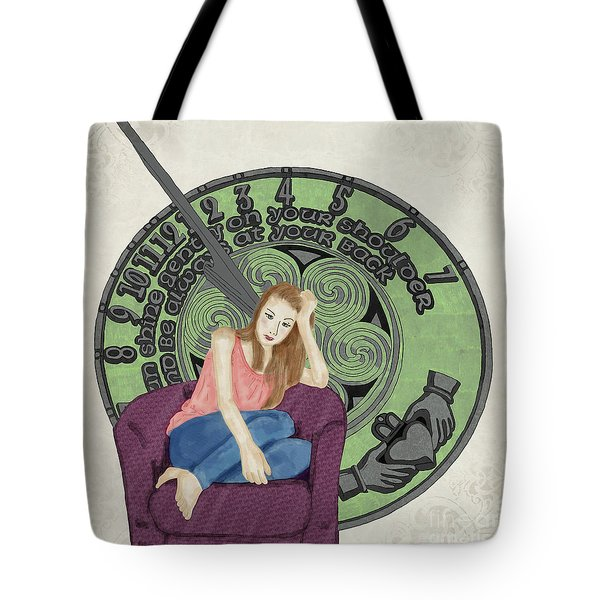 10 Months Tote Bag