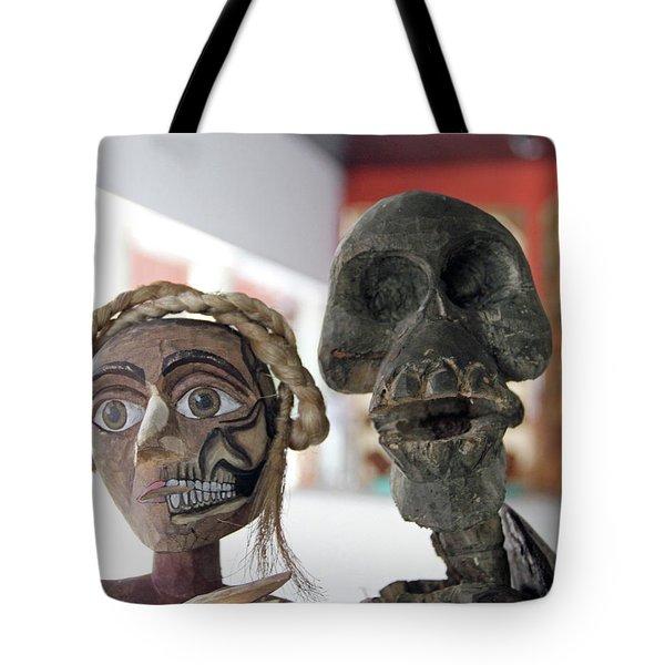 @oaxaca, Mexico Tote Bag