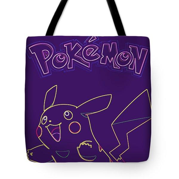 Pokemon - Pikachu Tote Bag