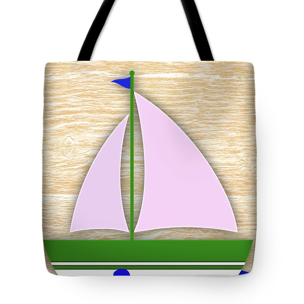 Sailing Collection Tote Bag