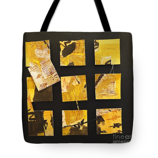 10 Square Tote Bag by Gallery Messina