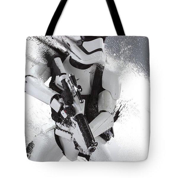 Star Wars Episode Vii - The Force Awakens 2015 Tote Bag
