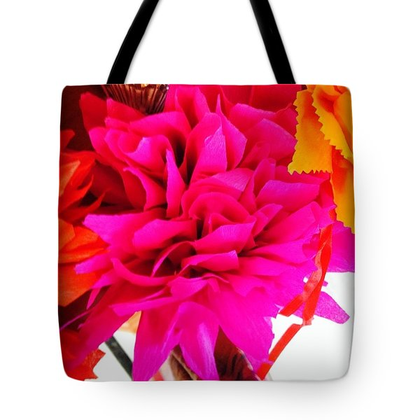 Colorful / Colourful Tote Bag