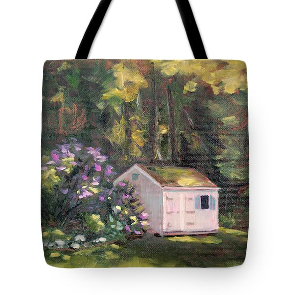 101 Blooms Tote Bag